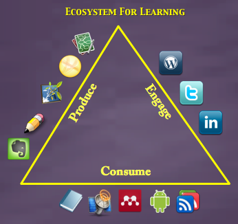 Ecosystem for learning