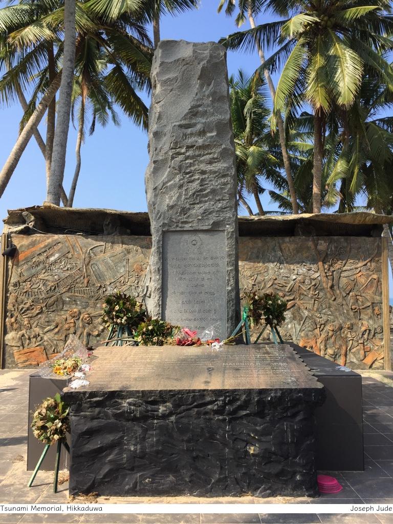 Tsunami Memorial, Hikkaduwa