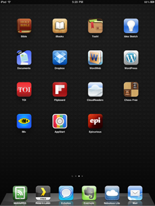 Top 20 Free iPad Apps